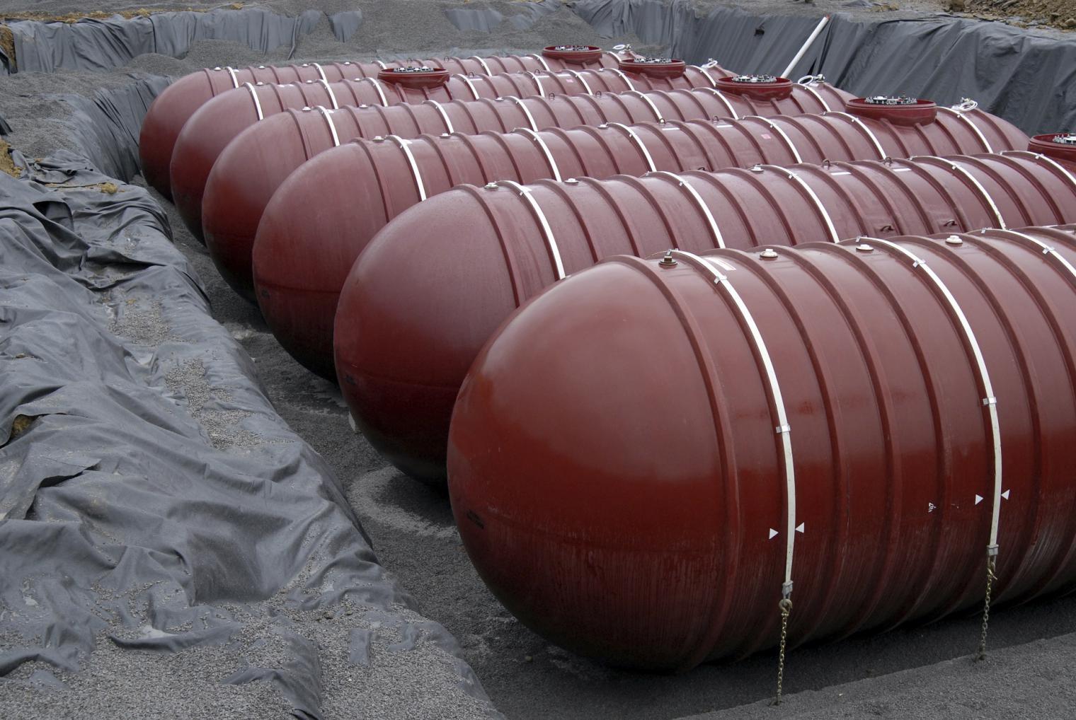 Sử dụng màng chống thấm HDPE trong lĩnh vực công nghiệp